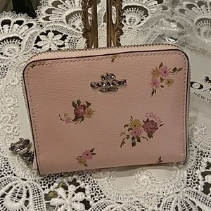 Coach Daisy Bundle Print Wallet